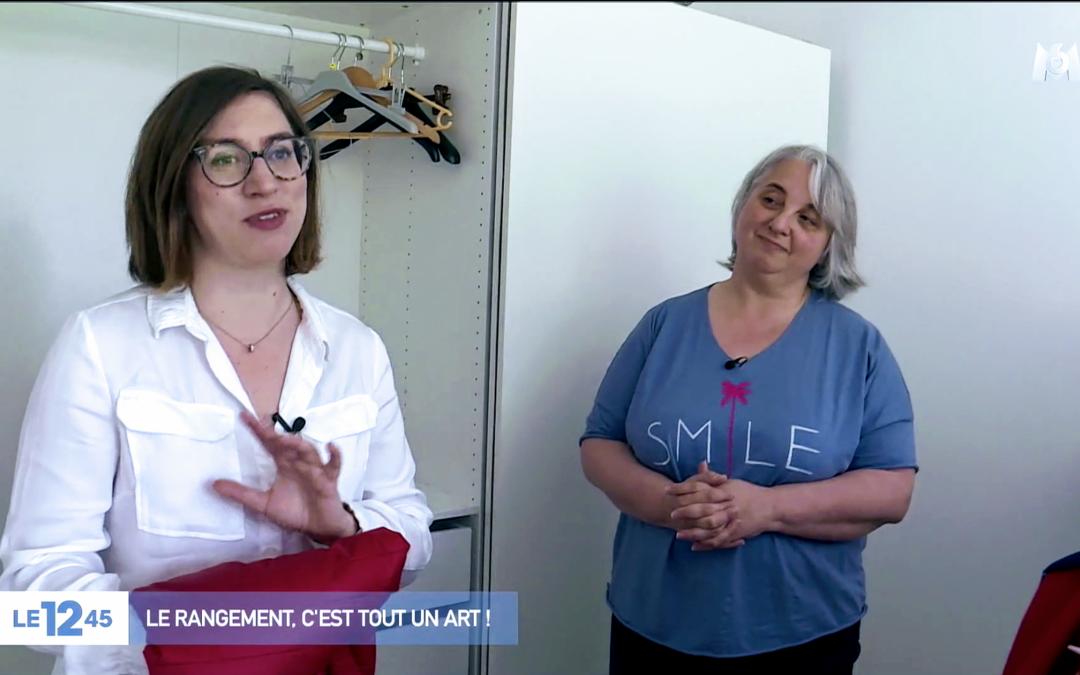 Reportage M6 – Marie Kondo, l'art du rangement